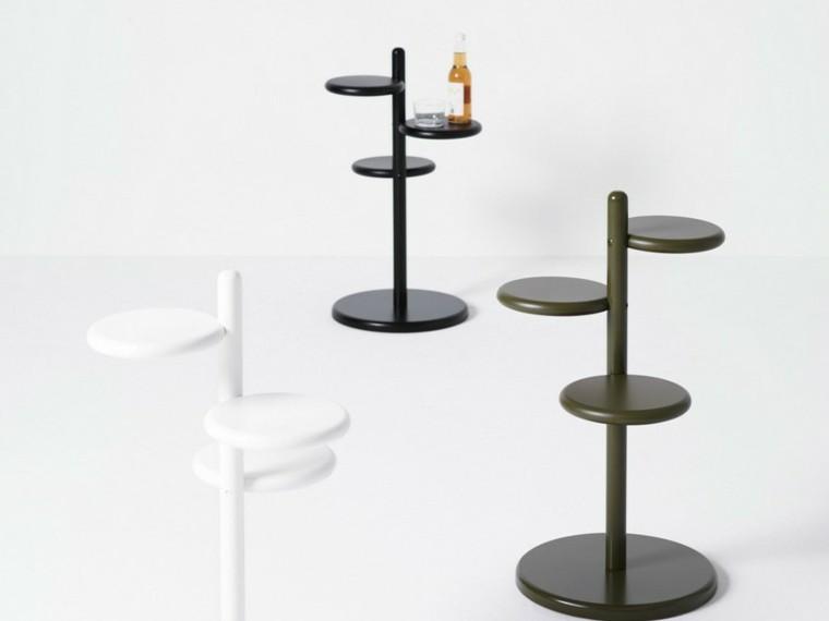 mesa auxuliar preciosas tres opciones color ideas