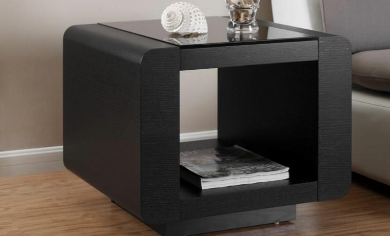 mesas auxiliares preciosas espacios guardar cosas ideas