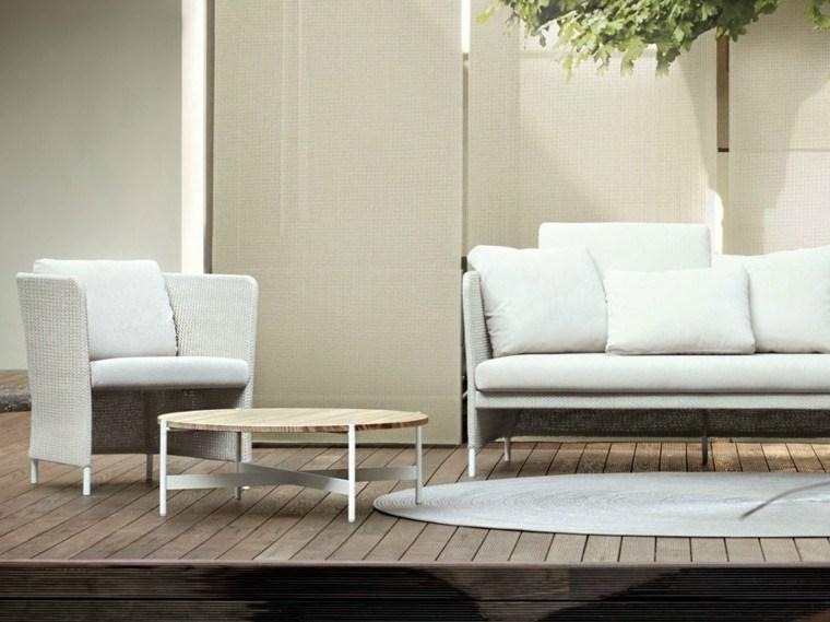 mesas auxiliares preciosas marmol ideas