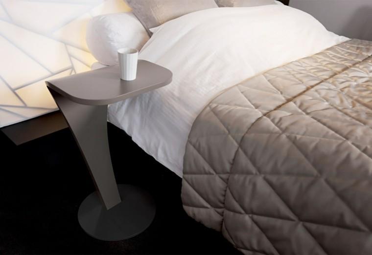 mes auxiliar preciosas opciones dormitorio ideas