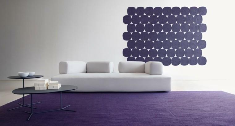 mesas auxiliares preciosas estilo moderno ideas