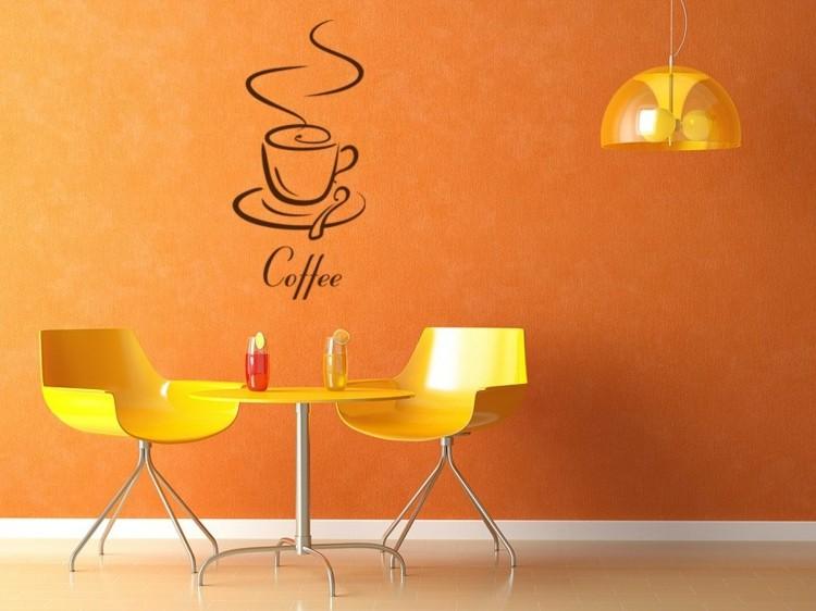 mesas detalles decorado ideas amarillo
