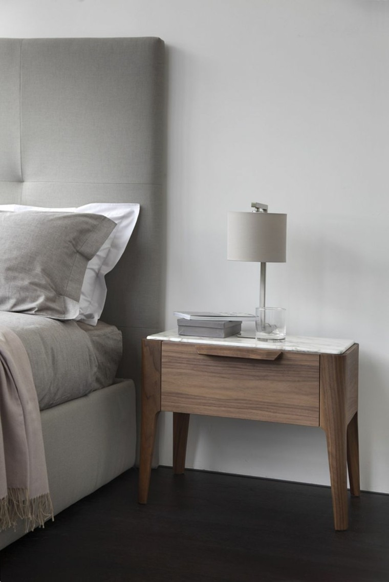 mesilla madera laminada moderna