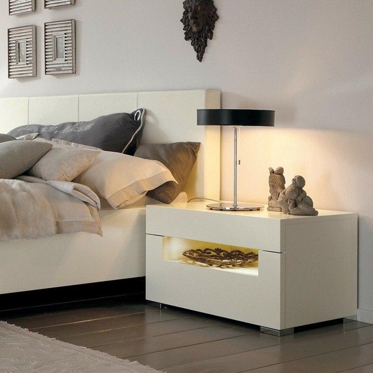 Mesitas de noche - diseños modernos para todos los gustos
