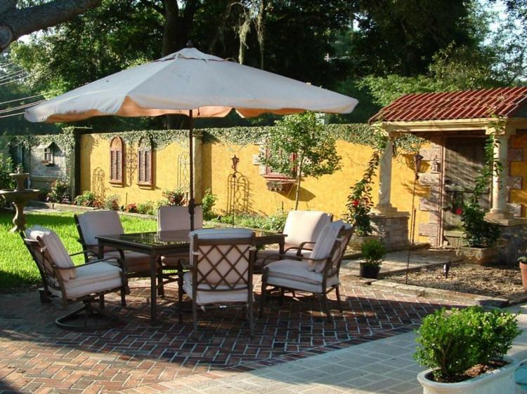 mobiliario decrado terrazas patios sillas