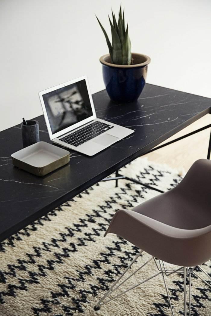 mobiliario diseño salones metales trabajo