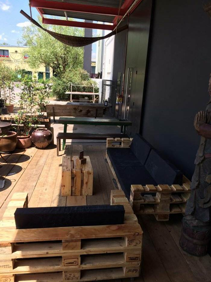 muebles terraza diseños originales