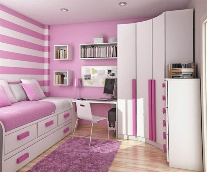 moderna adolescente soluciones ropa muebles