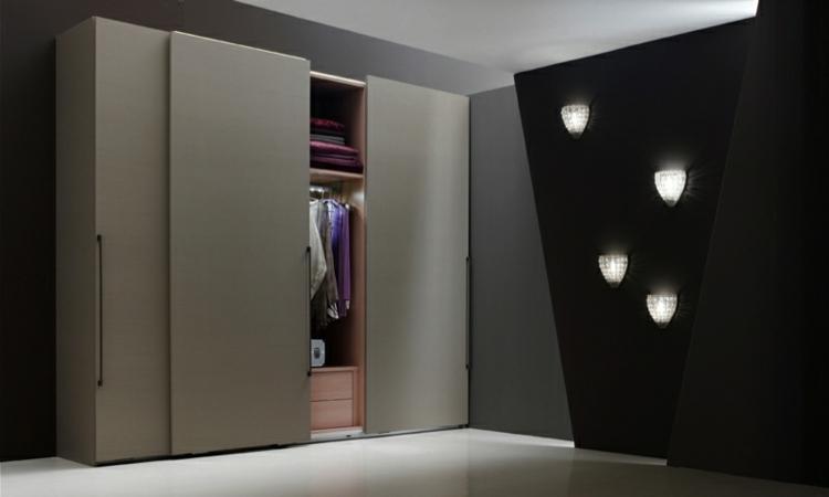 modular armarios detalles frente lamparas