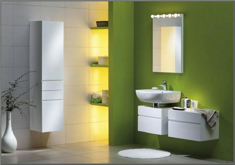 mueble baño estilo minimalista