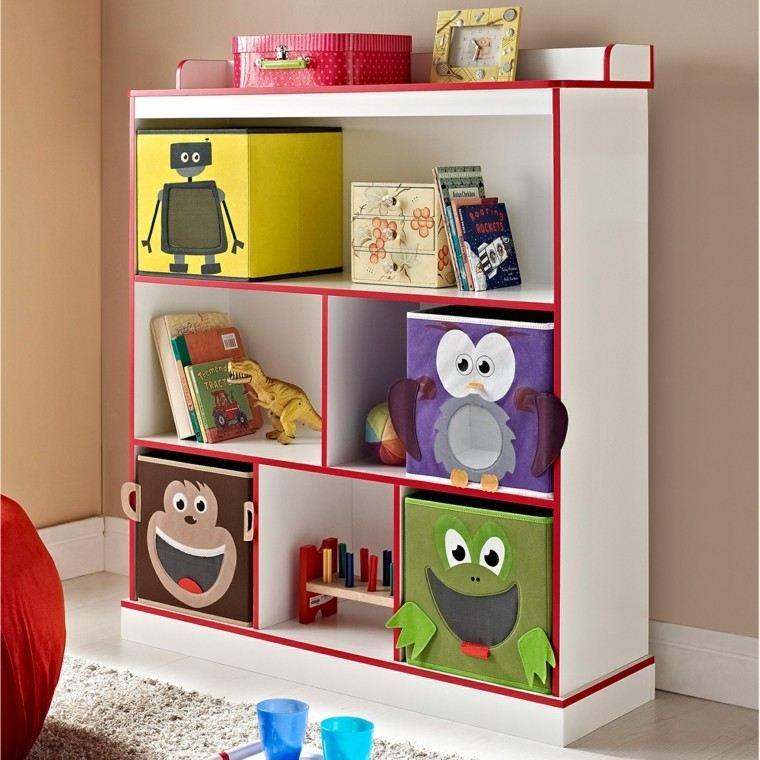 mueble infantil divertidos cajones animales