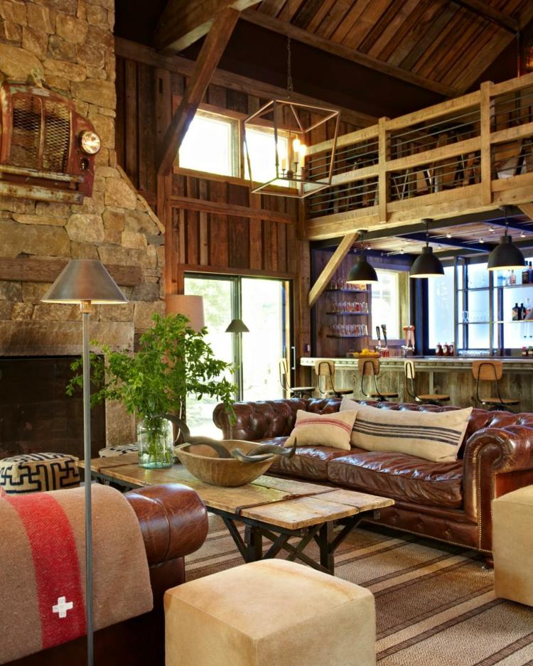 muebles casa piscina flores alfombra metales