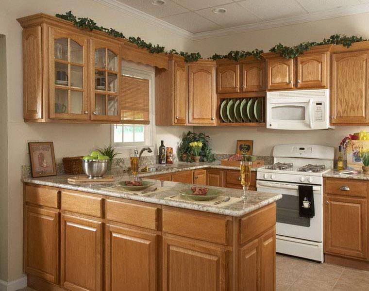Mueble cocina americana top muebles de todos los estilos for Muebles cocina madera