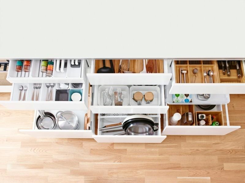 muebles cocina funcionales muchos cajones