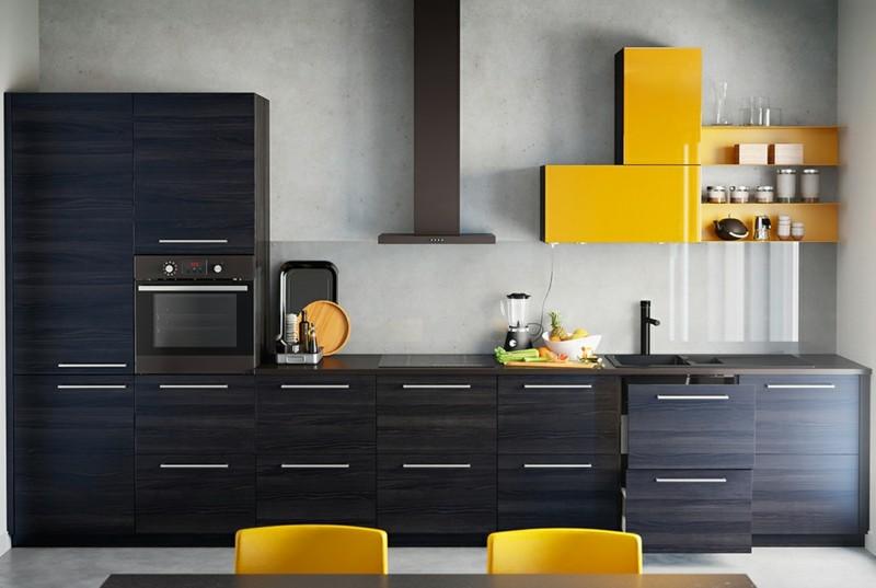 Colores De Muebles De Cocina Modernos. Nuevos Colores De Melaminas ...