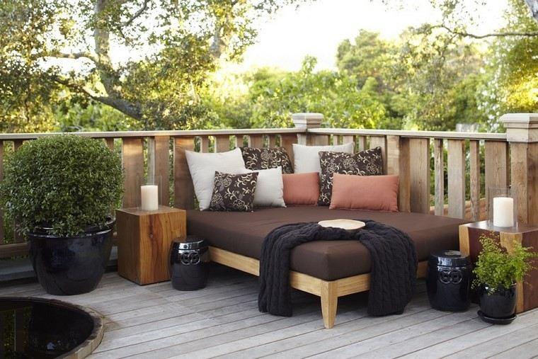 Muebles de exterior 39 ideas para el aire libre -