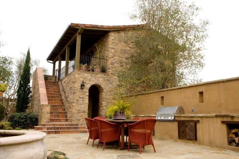 Muebles de exterior 39 ideas para el aire libre - Muebles exterior diseno ...