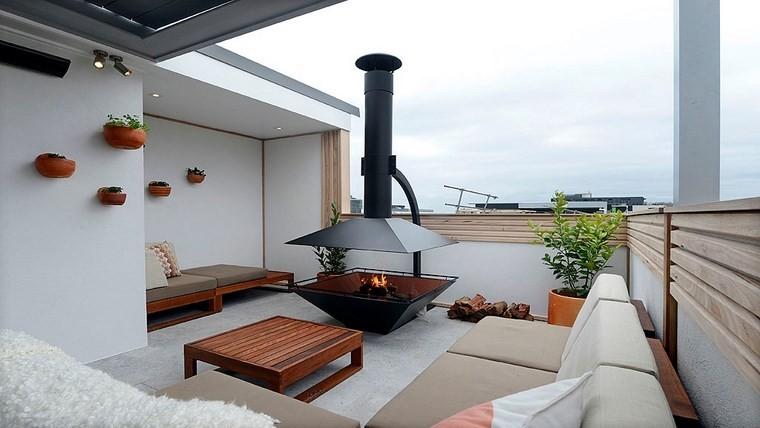 Muebles de exterior 39 ideas para el aire libre for Muebles de exterior modernos