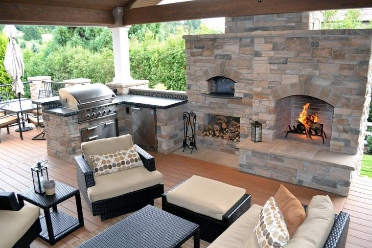 Muebles de exterior 39 ideas para el aire libre - Muebles de exterior ...