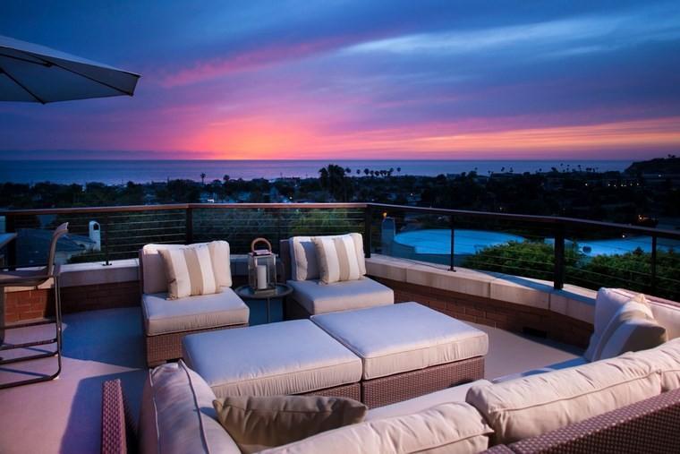muebles exterior taburetes grandes sillones ideas