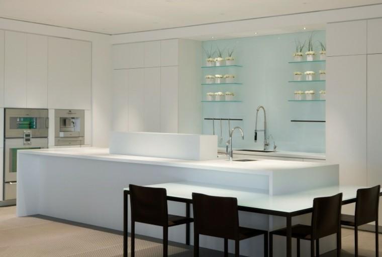 muebles diseno original cocina moderna estanrtes ideas