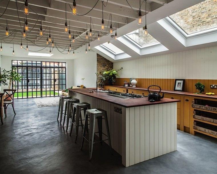 Muebles de cocina modernos para presumir - Muebles de cocina smith ...