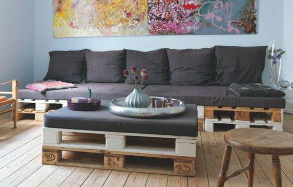 muebles diseño palet salñon