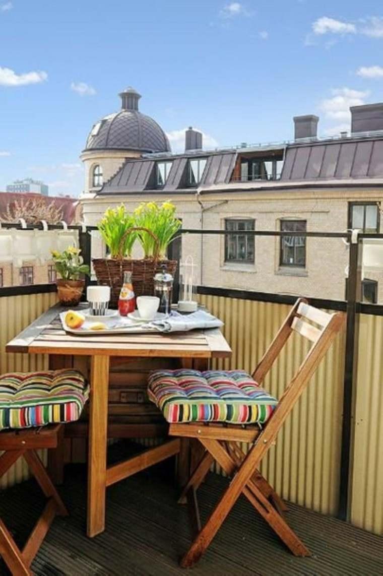 muebles de terraza bonito