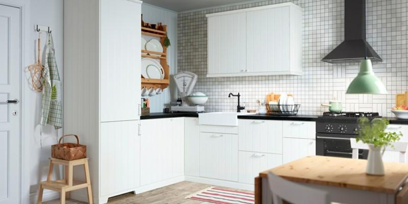 muebles cocina color blanco