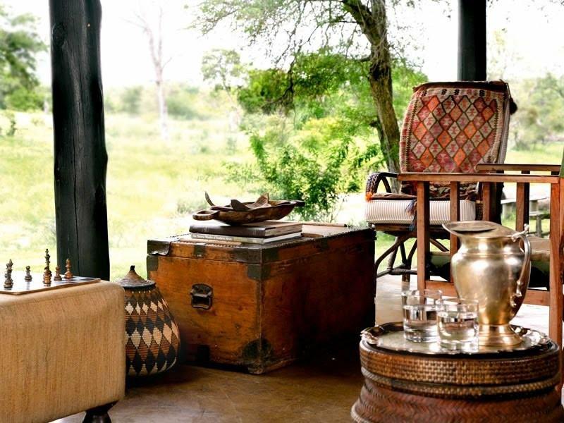 objetos decorativos estilo etnico
