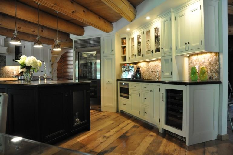 original cocina rustica moderna