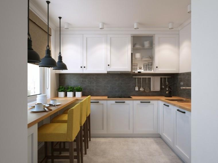original diseño cocina moderna u