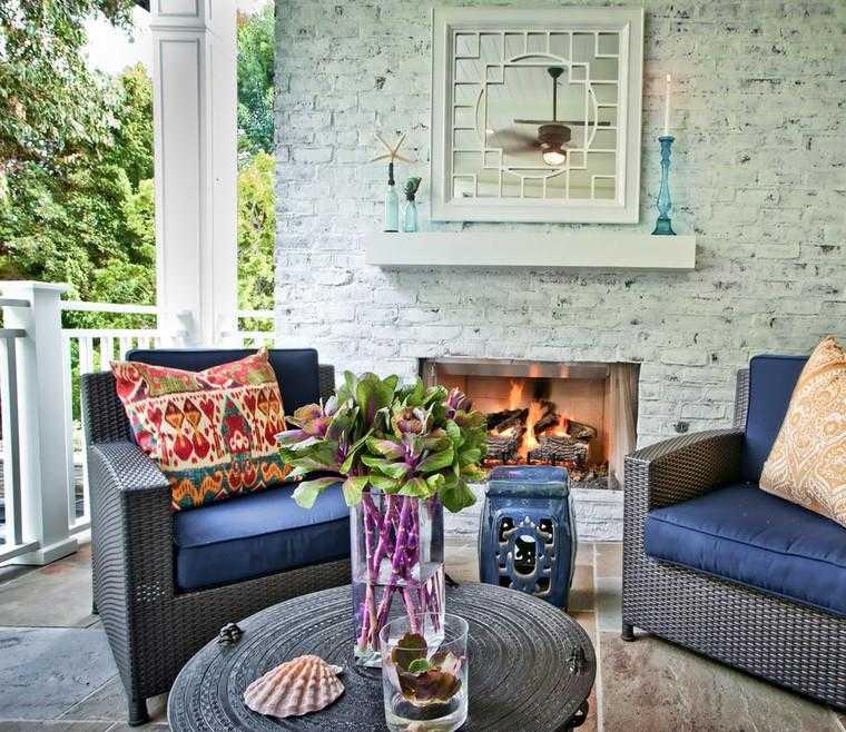 decoración terrazas y porches