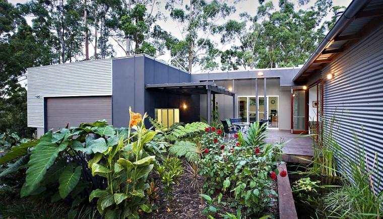 diseño exterior casa storrs
