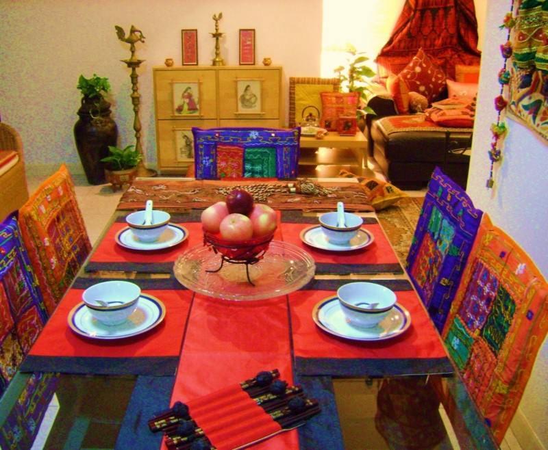 original diseño decoración comedor