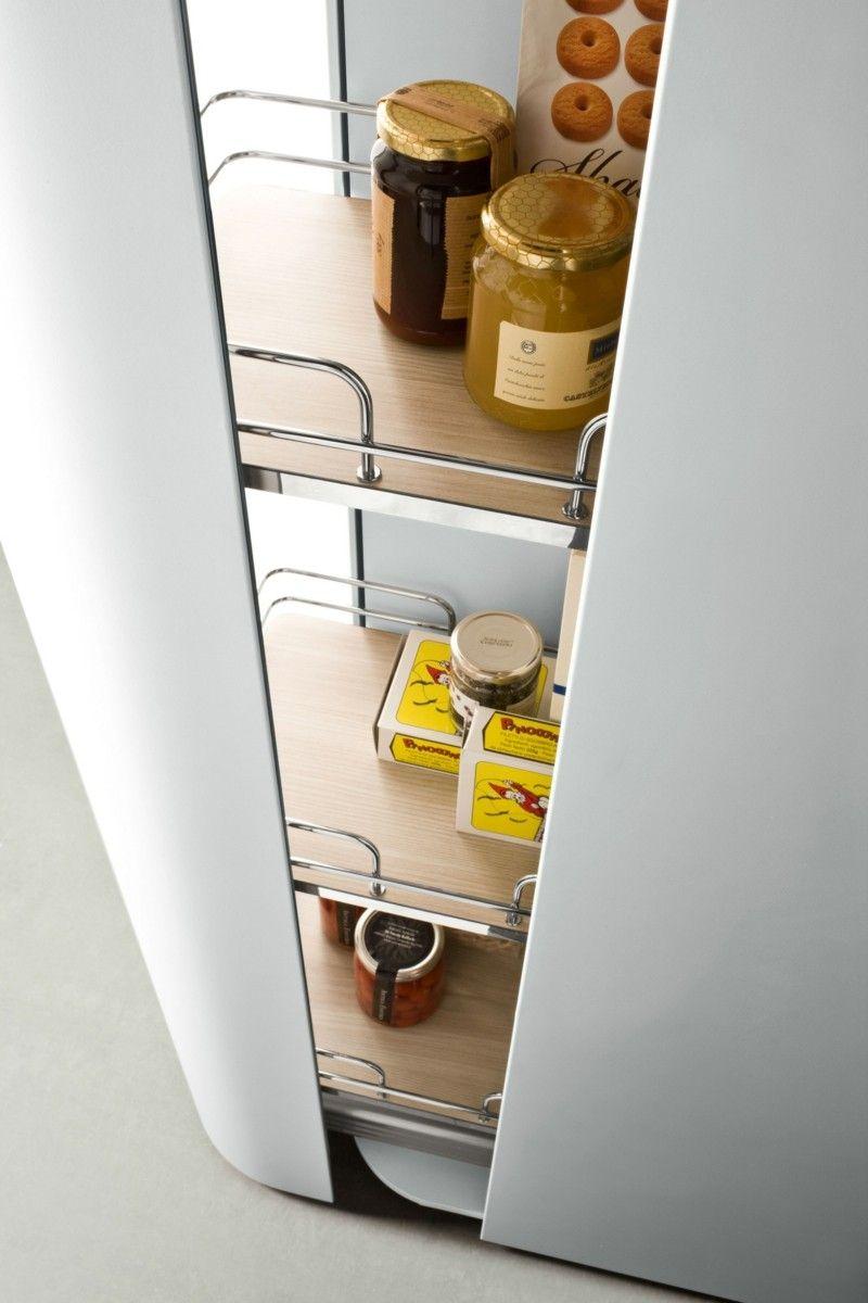 original diseño frigorífico Snaidero
