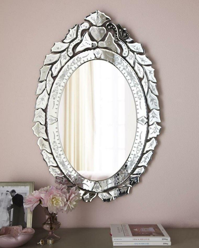 original diseño espejo estilo retro