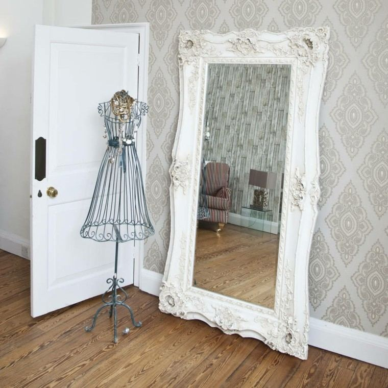 espejos vintage de estilo rom ntico m s de 30 dise os