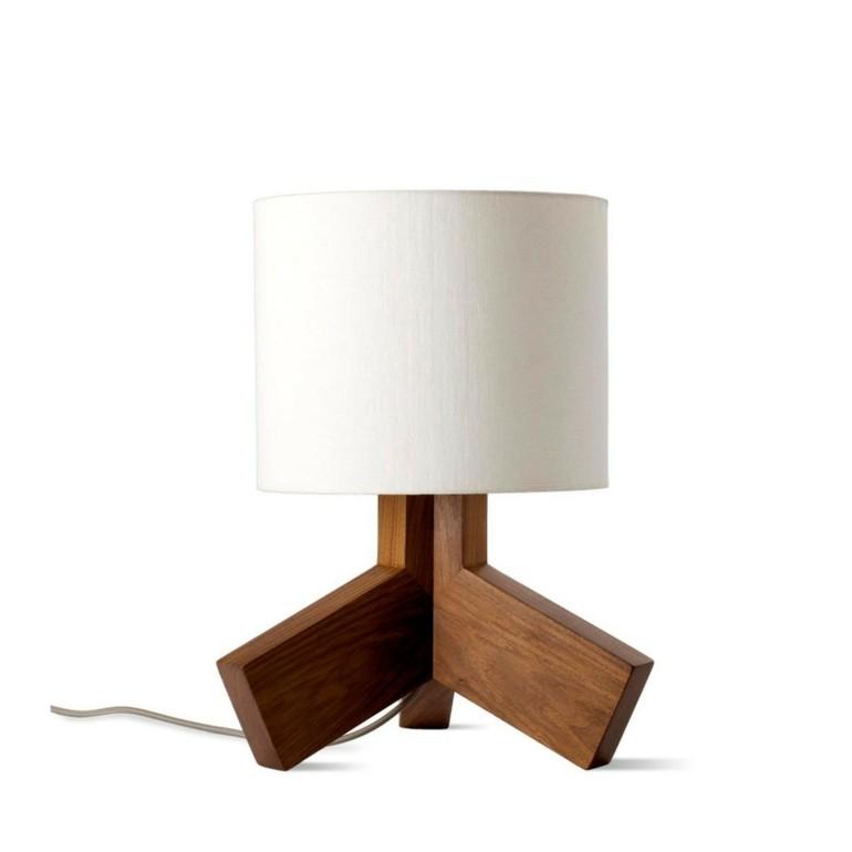 original diseño base madera