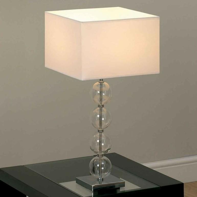 Lamparas de dormitorio ideas y dise os originales - Lamparas de mesa originales ...
