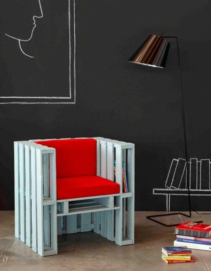 sillón diseño moderno palleet