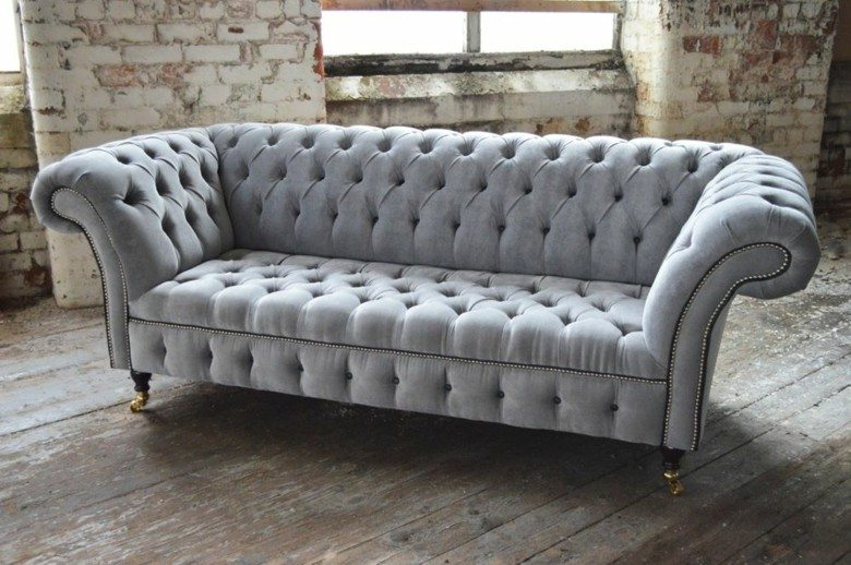 original sofa modelo chester gris