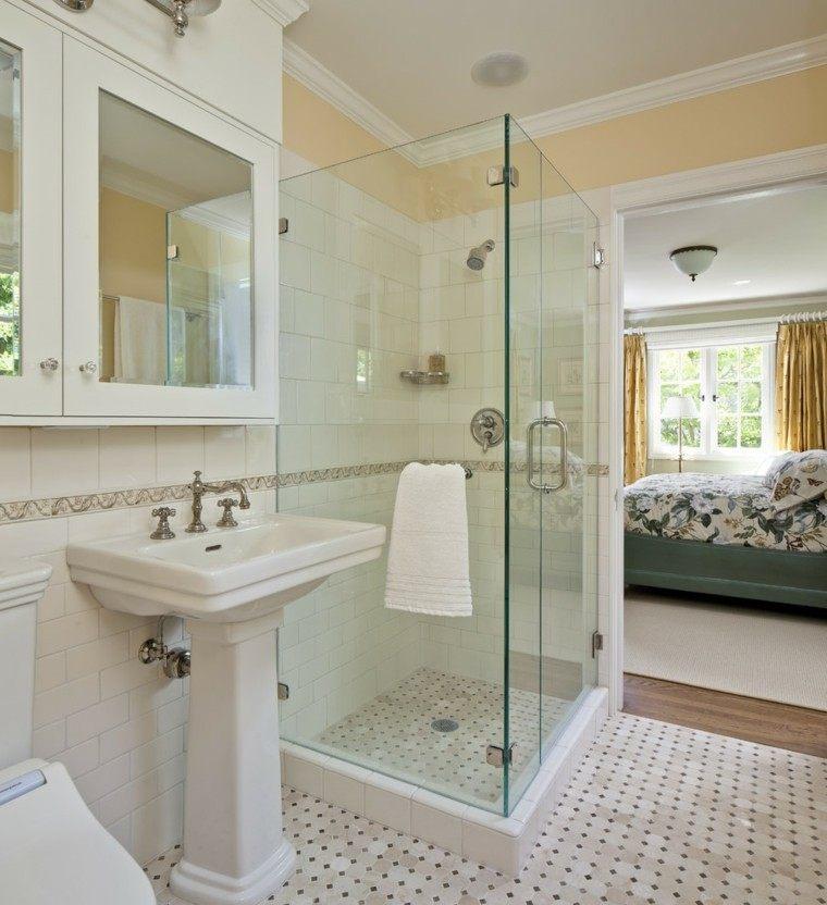 original diseño cuarto baño retro