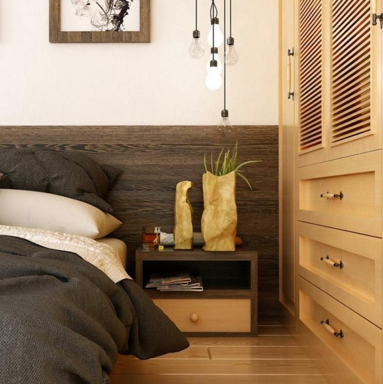 original diseño habitaciones madera