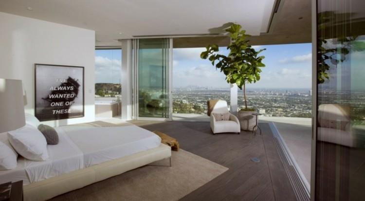 dormitorio vistas estupendo diseño