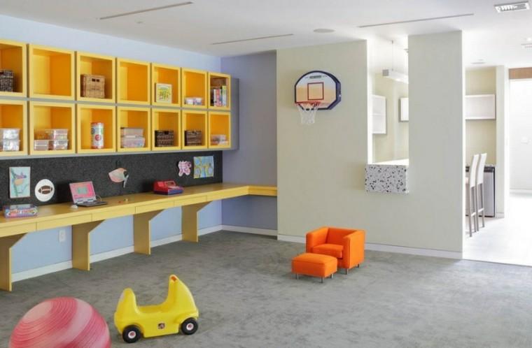 original diseño zona infantil