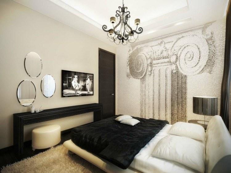diseños lujosos habitaciones pequeñas