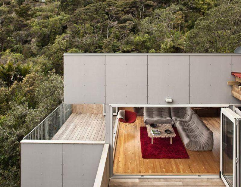terraza azotea diseño moderno