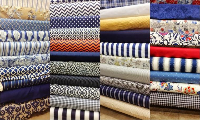 originales diseños telas estampados modernos