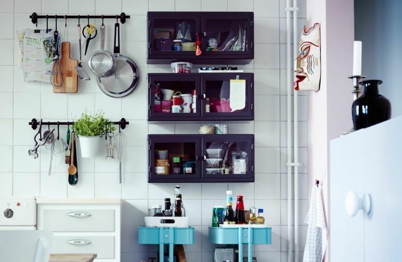 originales estantes deco muebles cocina
